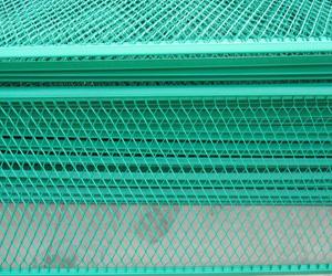 栅栏型钢板网
